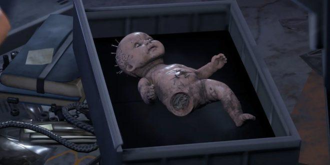 Кукла из Death Stranding