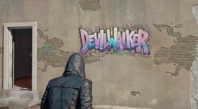Дань уважения DevilWalker