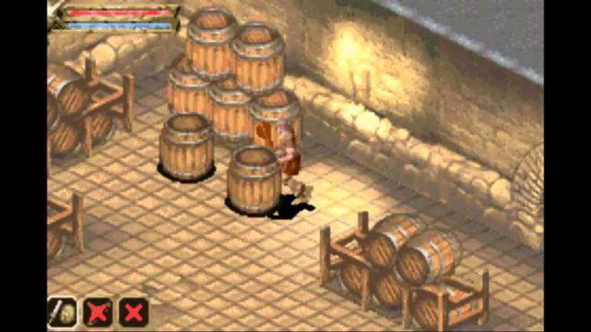 Baldur's Gate: Dark Alliance GBA