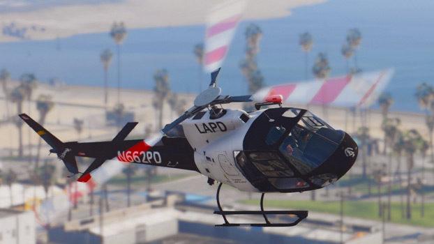 Best Helicopter Mods GTA V