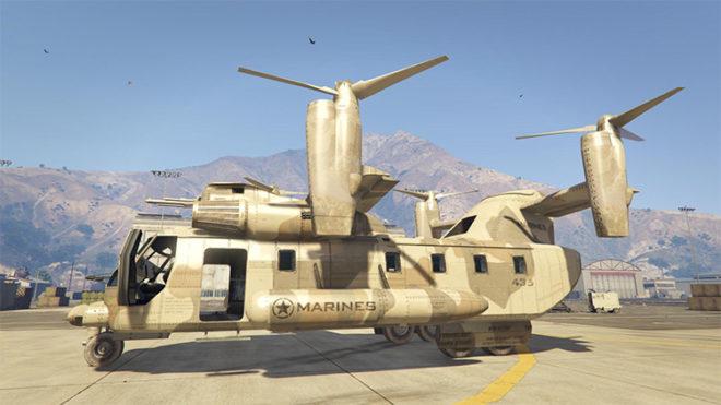 Amphibious Armed Cargo Plane
