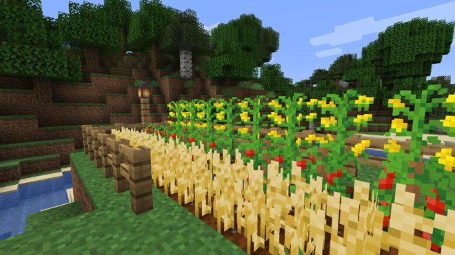 Simple Harvests