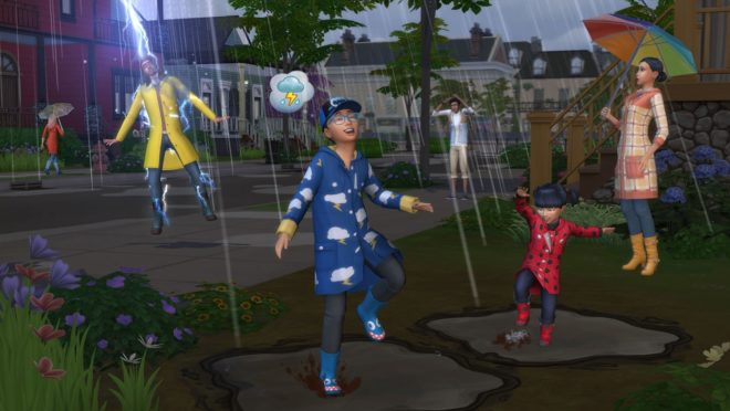 Читы для Sims 4 Seasons
