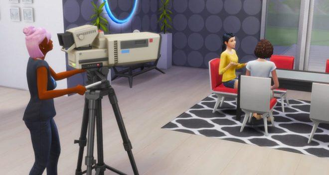 Читы для Sims 4 Get Famous