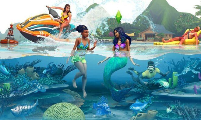 Читы для Sims 4 Island Living