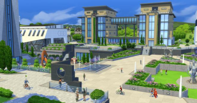 Читы для Sims 4 Discover University