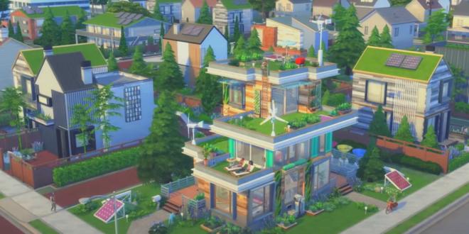 Читы для Sims 4 Eco Lifestyle