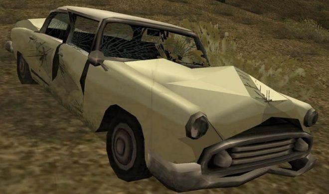 Автомобили-призраки