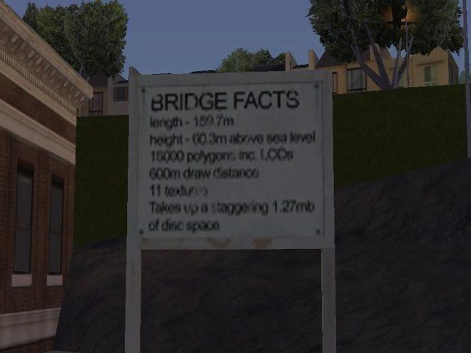 Факты о мосте Гант