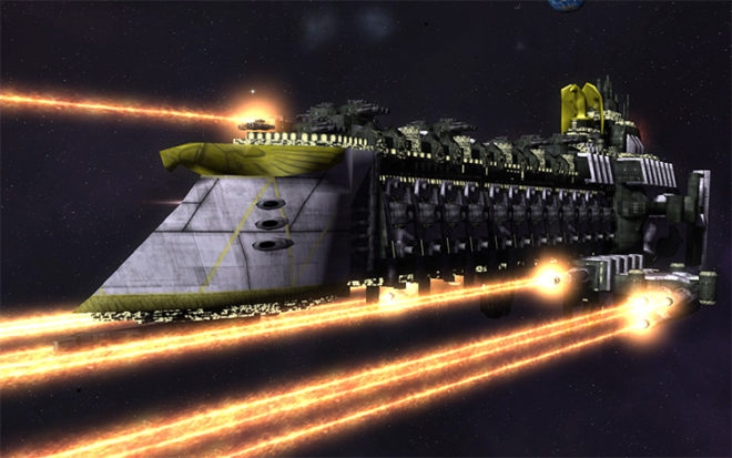 Warhammer 40k: Time of Ending (BFG)