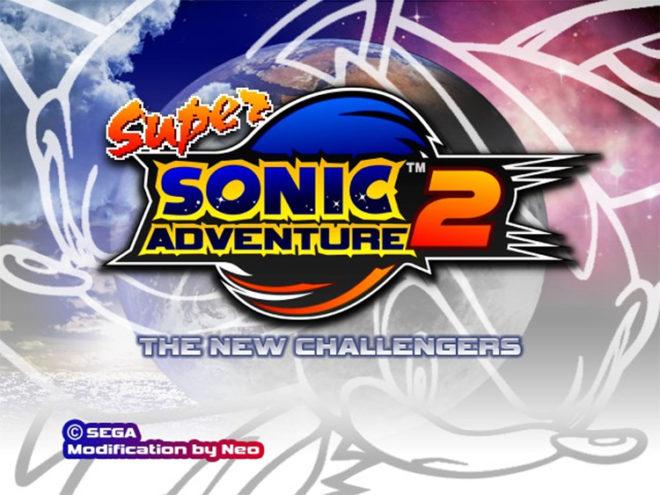 Sonic Adventure 2: The New Challengers