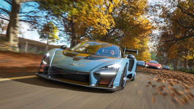 Лучшие моды для Forza Horizon 4