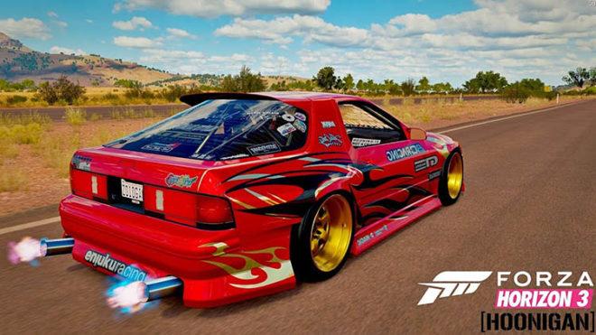 Гайд Forza Horizon 4 – Лучшие машины для дрифтинга