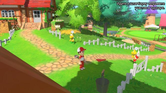 Обзор Mario Golf: Super Rush – Готовьте клюшки!