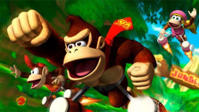 Donkey Kong Barrel Blast
