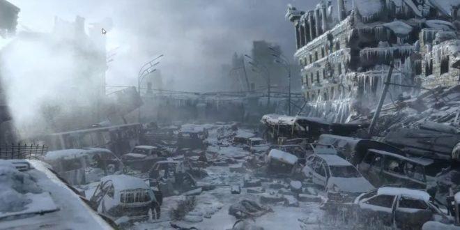 Коляска в Мёртвом городе