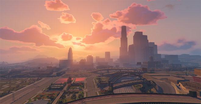 GTA V: San Andreas