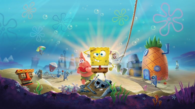 Лучшие моды для SpongeBob SquarePants: Battle for Bikini Bottom — Rehydrated