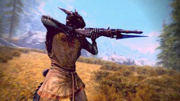 Лучшие моды на винтовки и пистолеты для Skyrim