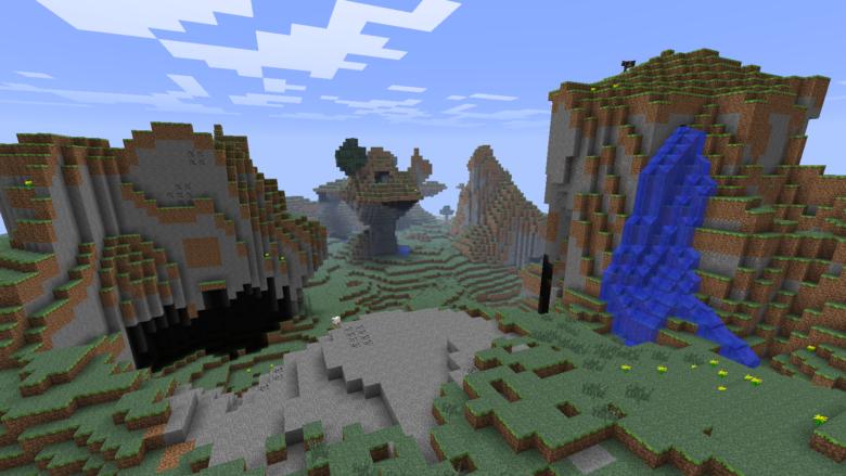 Лучшие моды на измерения для Minecraft