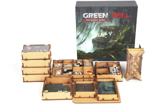 Green Hell The Board Game