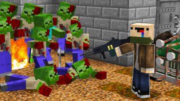 Лучшие моды на зомби для Minecraft