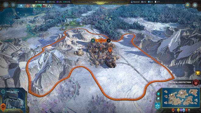 Artic World Scenario