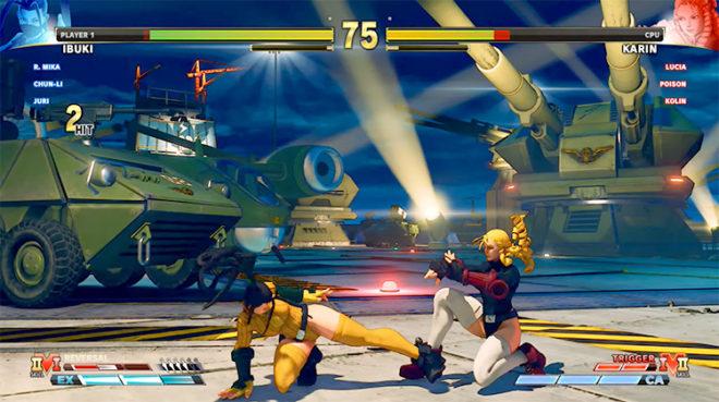 Street Fighter V: Dolls Edition