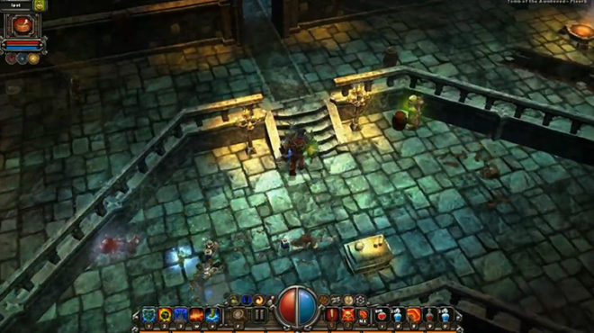 Torchlight Texture Project