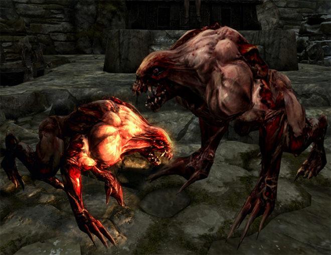 Demon Werewolf