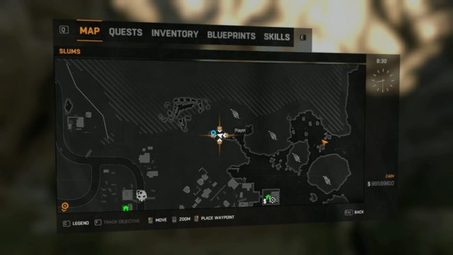 Пещера лута из Destiny