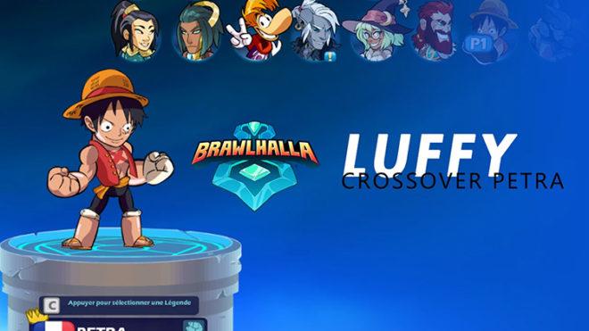 Luffy Crossover