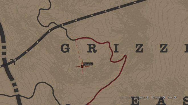 Монах в Гриззлис Ист