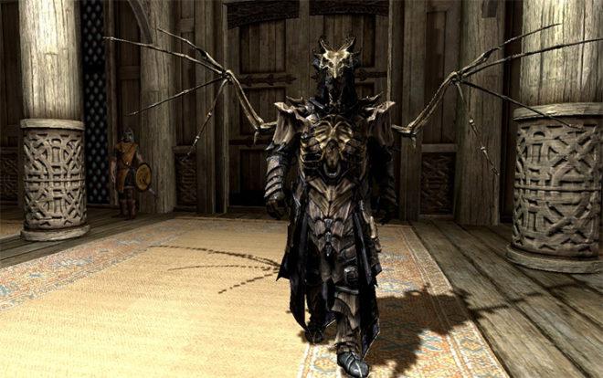 Dragon Bone Mage Armor