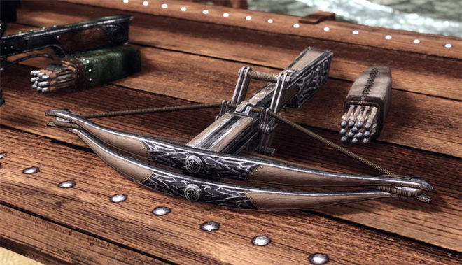 Faction Crossbows