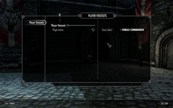Player Voice Sets