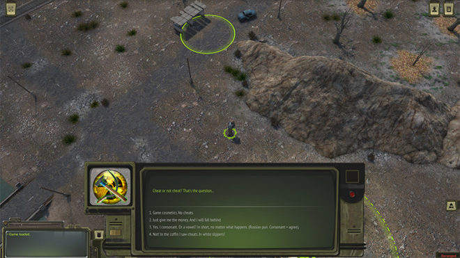 CTW - Cheats to the Wastelands