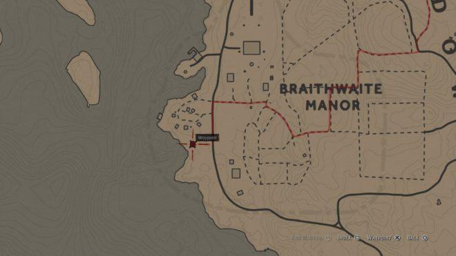 Позор семьи Брейтуэйтов
