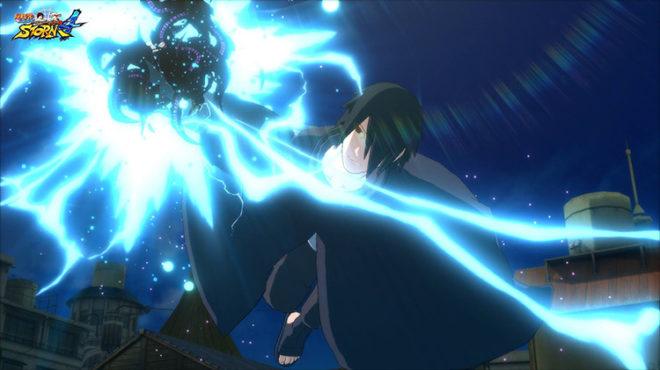 Wandering Shinobi Sasuke