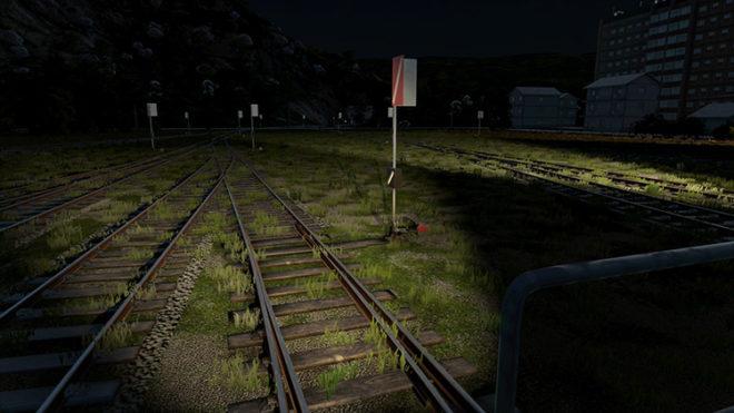 Locomotive Lights