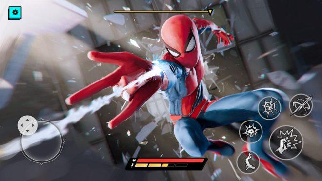 Spider Hero: Superhero Fighting