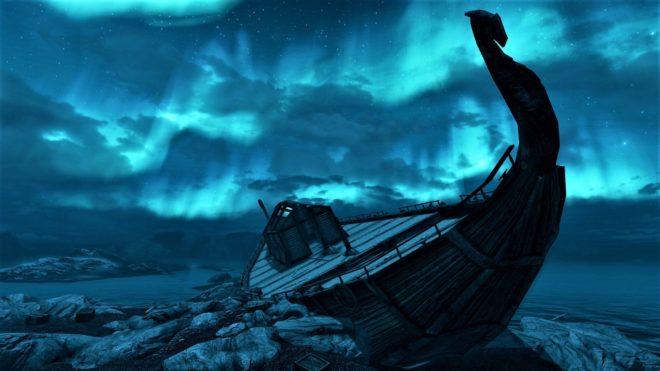 Плащ Пилигрима и кораблекрушения на севере