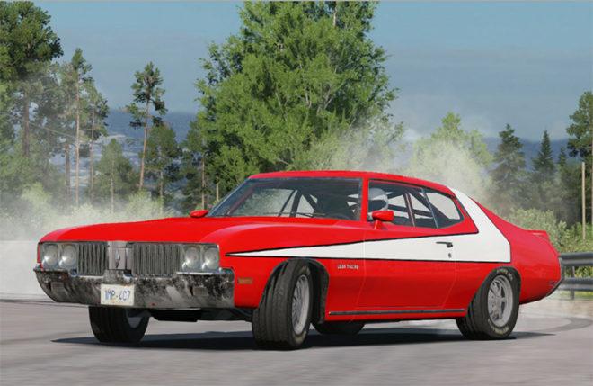 Starsky & Hutch Car