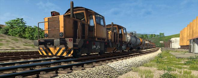 Multiple-unit Diesels