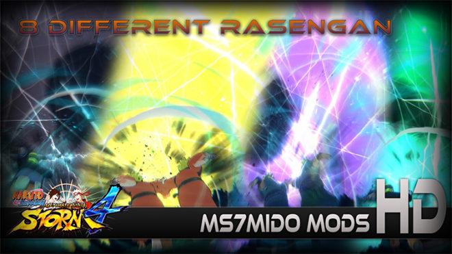 Ultimate Rasengan Pack