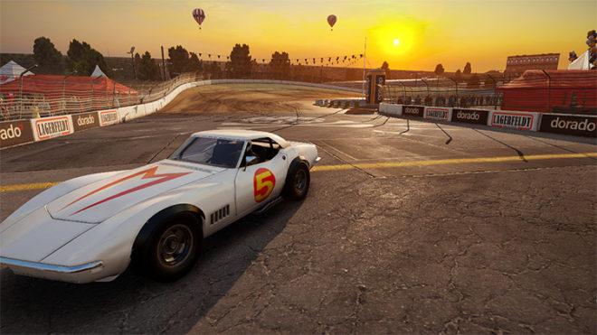 Speed Racer Skin