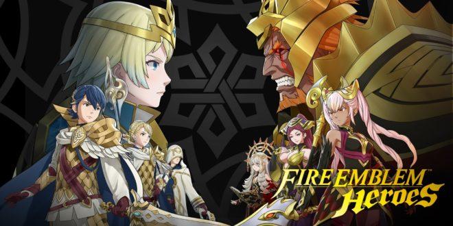 Fire Emblem Heroes   Контакты   Поддержка   Nintendo