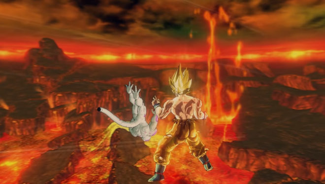 Dragon Ball Z Music In Xenoverse