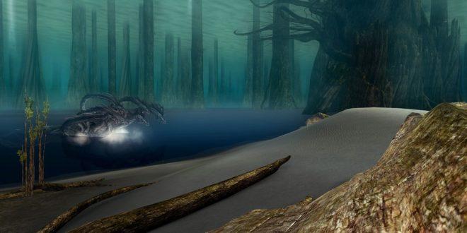 Озеро Золы