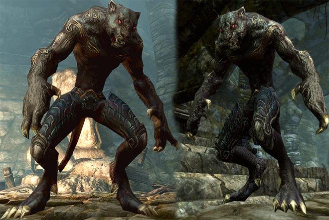 Demon Werepanther